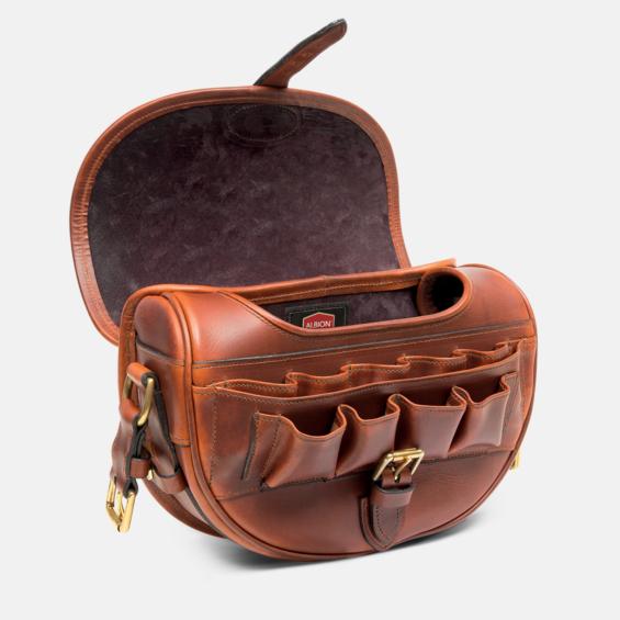 Front Loader Cartridge Bag - Albion England