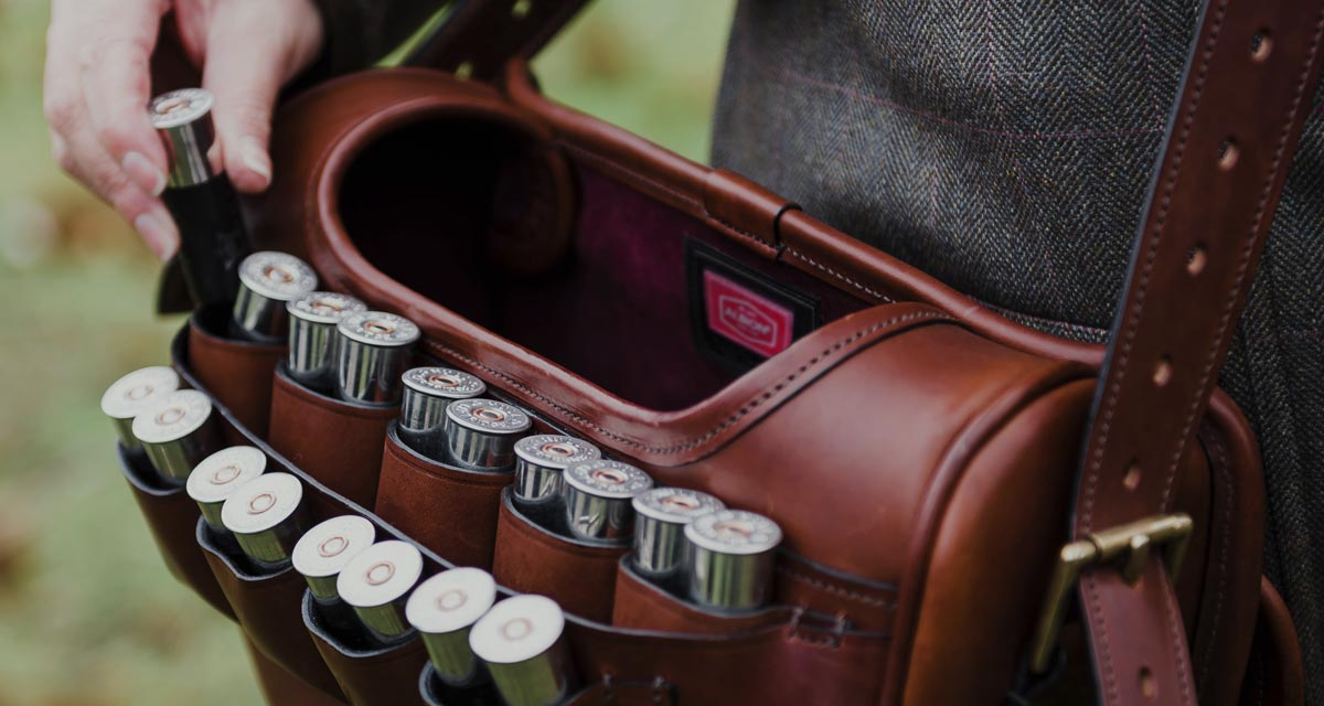 Albion Sporting Cartridge Bag